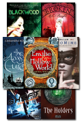 YA Speculative Fiction Giveaway