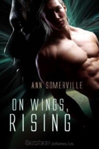 On Wings, Rising by Ann Somerville