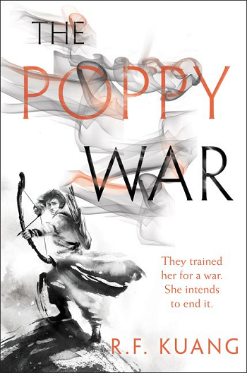 Review of The Poppy War by R. F. Kuang