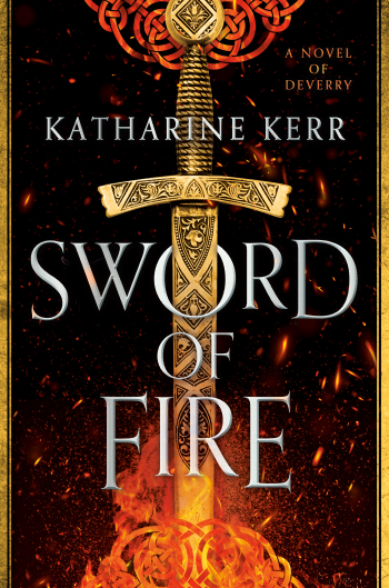 Sword of Fire by Katharine Kerr Book Cover