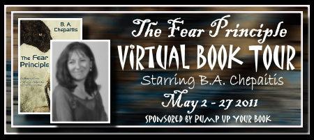 The Fear Priniciple Virtual Book Tour Banner