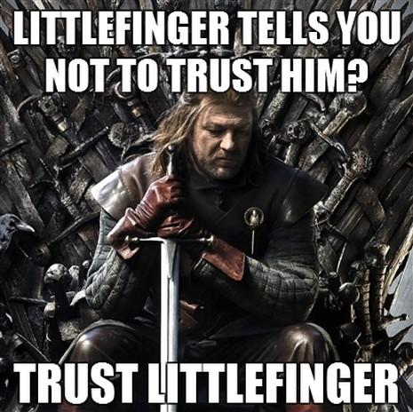 Stupid Ned Stark