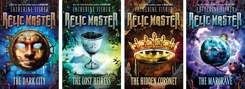 Relic Master Series by Catherine Fisher