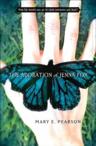 The Adoration of Jenna Fox by Mary Pearson