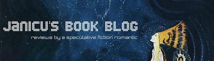 Janicu's Book Blog header