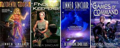 Sinclair standalone bookes