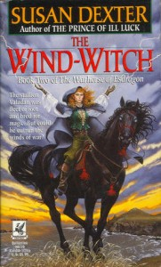 The Wind Witch by Susan Dexter