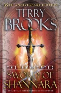 The Annotated Sword of Shannara by Terry Brooks