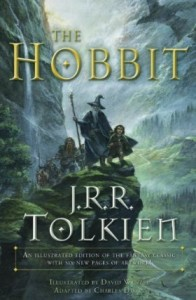The Hobbit Illustrated by David Wenzel, Adapted by Charles Dixon