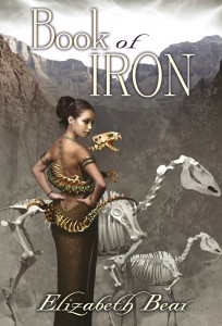 Book of Iron by Elizabeth Bear