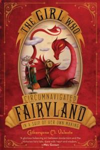 Fairyland #1 by Catherynne M. Valente