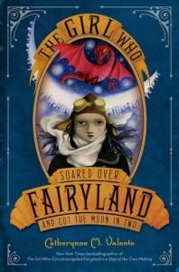 Fairyland #3 by Catherynne M. Valente