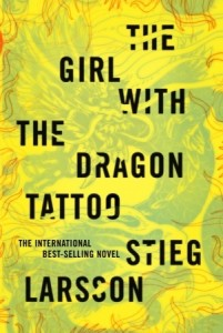 The Girl with the Dragon Tattoo by Stieg Larson