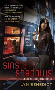 Sins and Shadows by Lyn Benedict