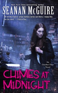 Chimes at Midnight by Seanan McGuire