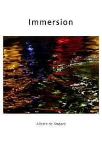 Immersion by Aliette de Bodard