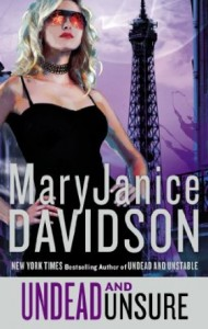 Undead and Unsure by Mary Janice Davidson