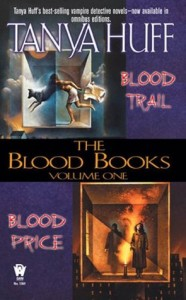 The Blood Books: Volume One by Tanya Huff