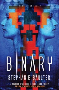 Binary by Stephanie Saulter