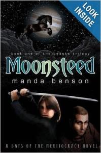 Moonsteed by Manda Benson