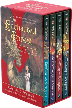The Enchanted Forest Trilogy