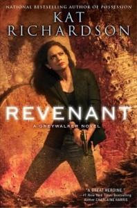 Revenant by Kat Richardson
