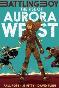 The Rise of Aurora West by Paul Pope