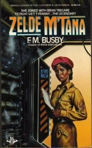 Zelde M'Tana by F.M. Busby