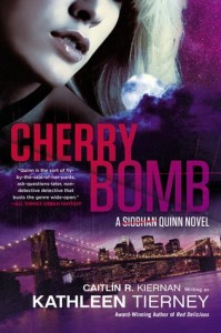 Cherry Bomb by Kathleen Tierney