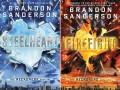 Steelheart and Firefight by Brandon Sanderson