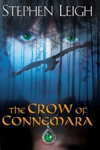 The Crow of Connemara by Stephen Leigh