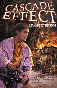 Cascade Effect by Leah Petersen