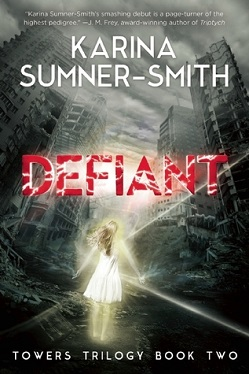 Defiant by Karina Sumner-Smith
