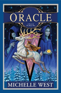 Oracle by Michelle West