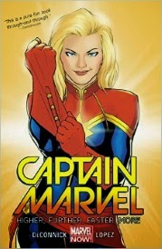 Captain Marvel Series Two Volume One
