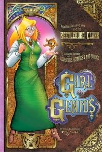 Agatha Heterodyne and the Beetleburg Clank