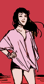 Image of Kate Bishop, the best superheroic archer ever