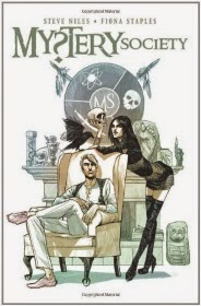 Cover of Mystery Society trade collection