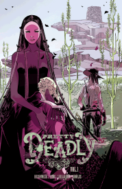 Pretty Deadly Volume One