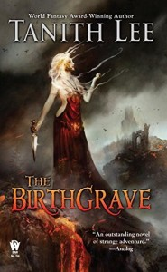 The Birthgrave by Tanith Lee