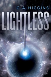 Lightless by C. A. Higgins
