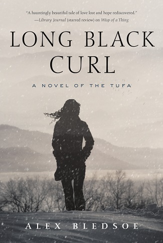 Long Black Curl by Alex Bledsoe