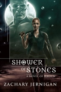 Shower of Stones by Zachary Jernigan