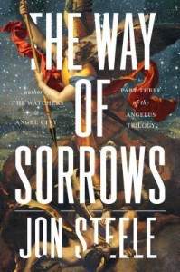 The Way of Sorrows by Jon Steele