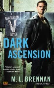 Dark Ascension by M. L. Brennan