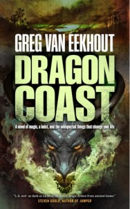 Dragon Coast by Greg van Eekhout
