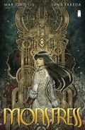 Monstress #1 by Marjorie M. Liu and illustrated by Sana Takeda
