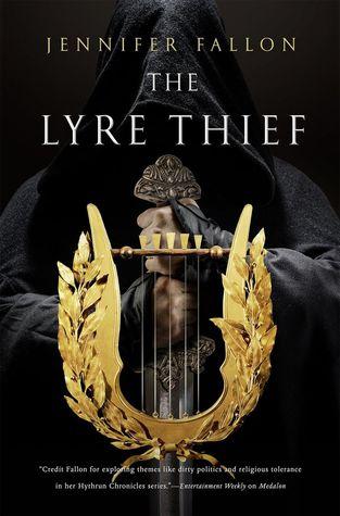The Lyre Thief by Jennifer Fallon