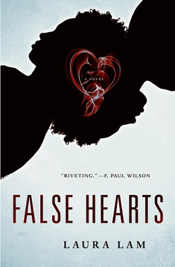 False Hearts by Laura Lam US Edition