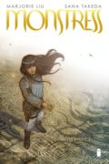 Monstress #1 by Marjorie Liu and Sana Takeda